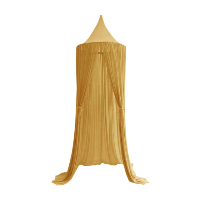 Sheer Canopy - Mustard - In stock