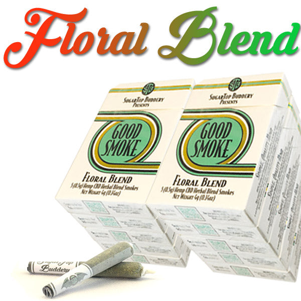 Wholesale - Floral Blend Smokes 1 Carton (10 Packs)