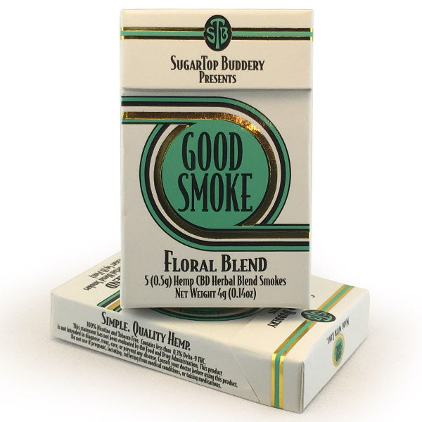 Good Smoke Floral Blend