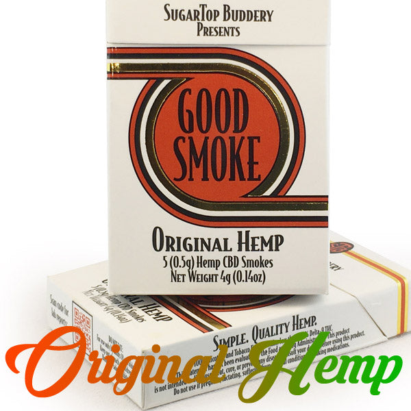 Good Smoke Original Hemp