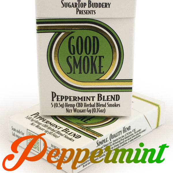 Good Smoke Peppermint Blend