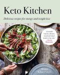 Keto Cook Book | Keto Kitchen Delicious recipes for energy and weight loss