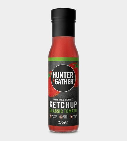 Unsweetened Classic Tomato Ketchup