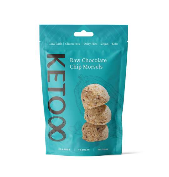 Keto Chocolate Chip Morsels