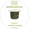 Jasmine Green Tea Pods for Nespresso