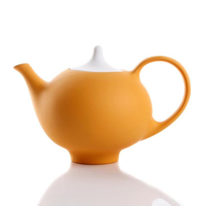 Kaya teapot - orange