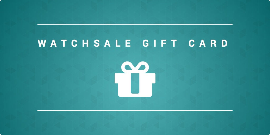 Watchsale Gift Cards Voucher Image