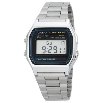 Casio A-158W-1 Watch