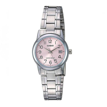 Casio Analog Ladies Dress Watch LTP-V002D-4BUDF