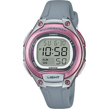 Casio ladies digital watch LW203-8AV