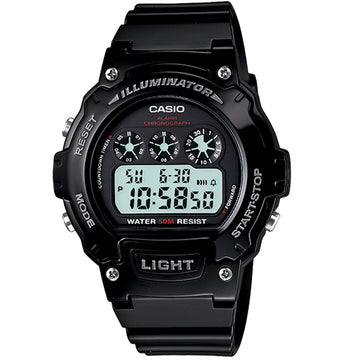 Casio Mens Digital Watch - W214HC-1AV