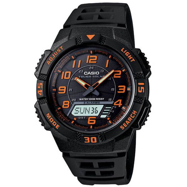 Casio AQ-S800W-1B2V Solar Power Watch