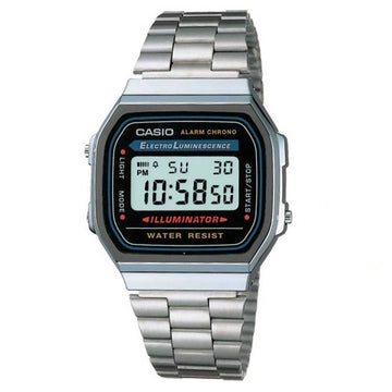 Casio A-168W-1 Watch