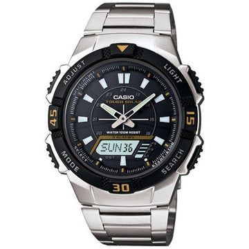 Casio AQ-S800WD-1EV Solar Power Watch