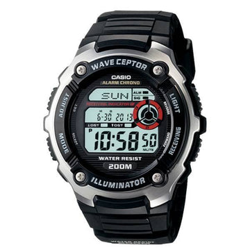 Casio WV-200A-1AV Wave Ceptor Watch