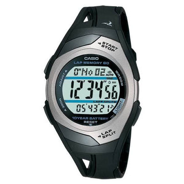 Casio STR-300C-1VCF 60 Lap Runners watch