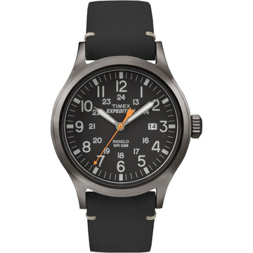 Timex Men's Black Expedition Scout Watch