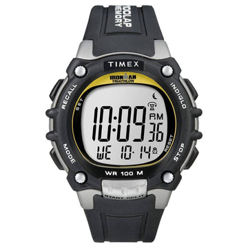 Timex 5E231 Ironman Triathlon 100 Lap Watch