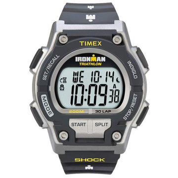 Timex 5K195 Ironman Triathlon 30 Lap Shock Resistant Watch
