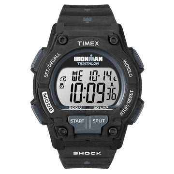 Timex 5K196 Ironman Triathlon 30 Lap Shock Resistant Watch