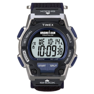 Timex 5K198 Ironman Triathlon 30 Lap Shock Resistant Watch