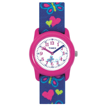 Timex Kids 89001 Butterflies theme watch