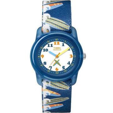 Timex Kids 7B888 Surfer theme watch