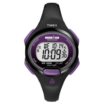 Timex 5K523 Ironman Triathlon 10 Lap Watch