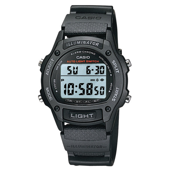 Casio Black Sports Watch W93H-1AV