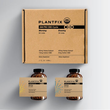 PlantFix AM/PM - Capsules - Monthly Box