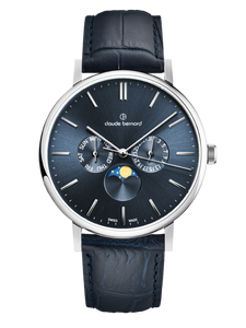 Claude Bernard Moonphase 40004 3 BUIN