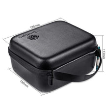Load image into Gallery viewer, Speaker Bag Hard EVA Shockproof Bag ( Black Color )