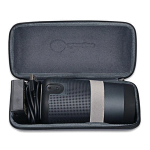 Speaker Bag Hard EVA Shockproof Bag ( Black Color )