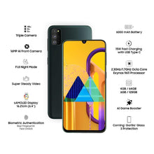 Load image into Gallery viewer, Genex Galaxy M30s Smartphone 6GB /128GB (Opal Black)