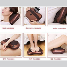 Load image into Gallery viewer, Car and Home Infrared Self Rotating-Rolling Massager
