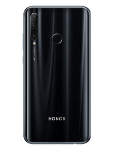 Honor 20i (Midnight Black, 128GB Storage, Triple AI Camera)