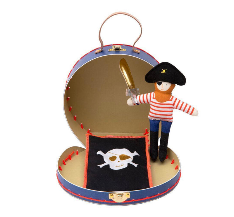 Meri Meri pirate suitcase toy