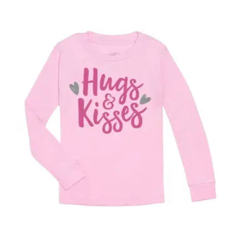 Hugs & Kisses Long Sleeve Shirt