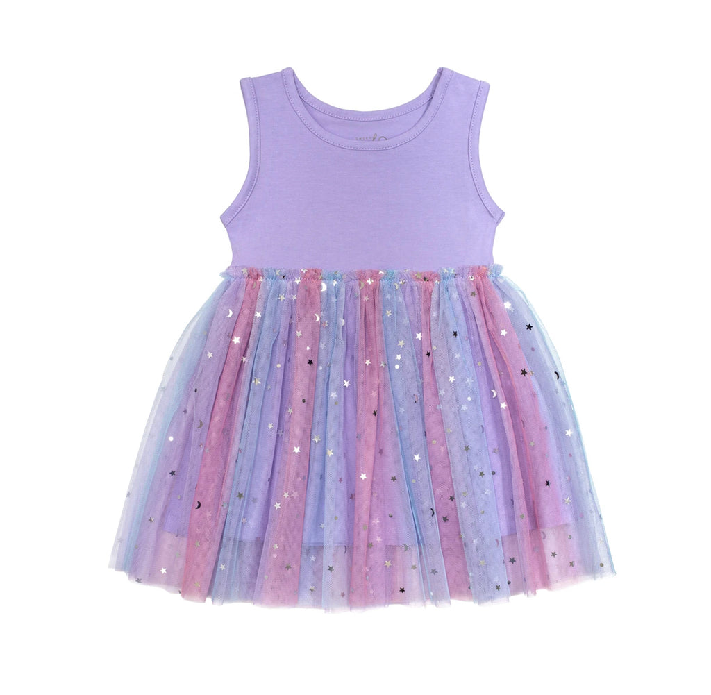 Dream Sleeveless Tutu Dress
