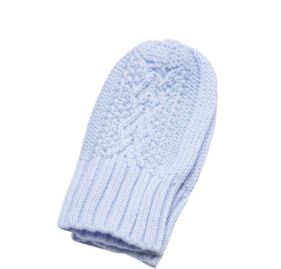 Angel dear cable mitten