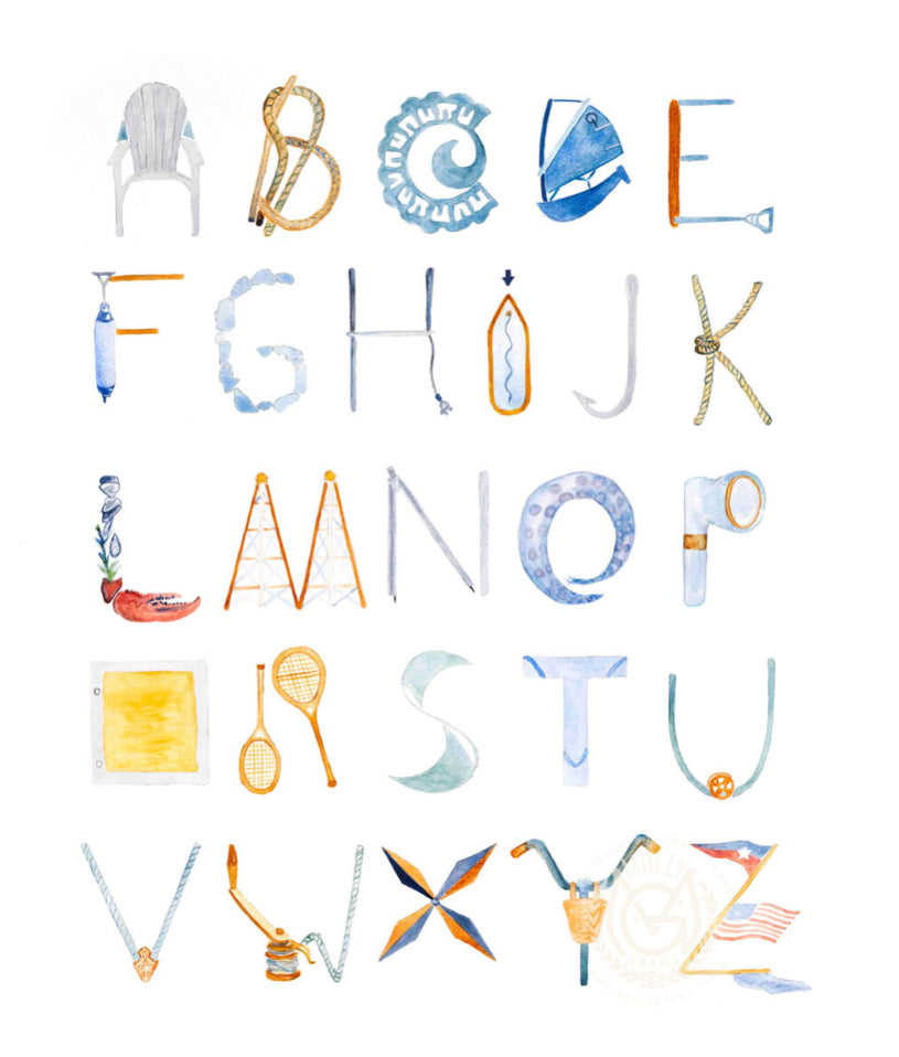 The Skipper Alphabet