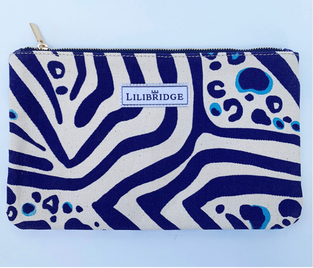 Lilibridge Zebra Cat Clutch