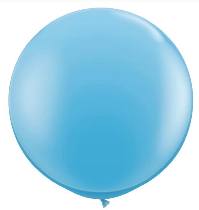 3' Blue Showstopper Balloon