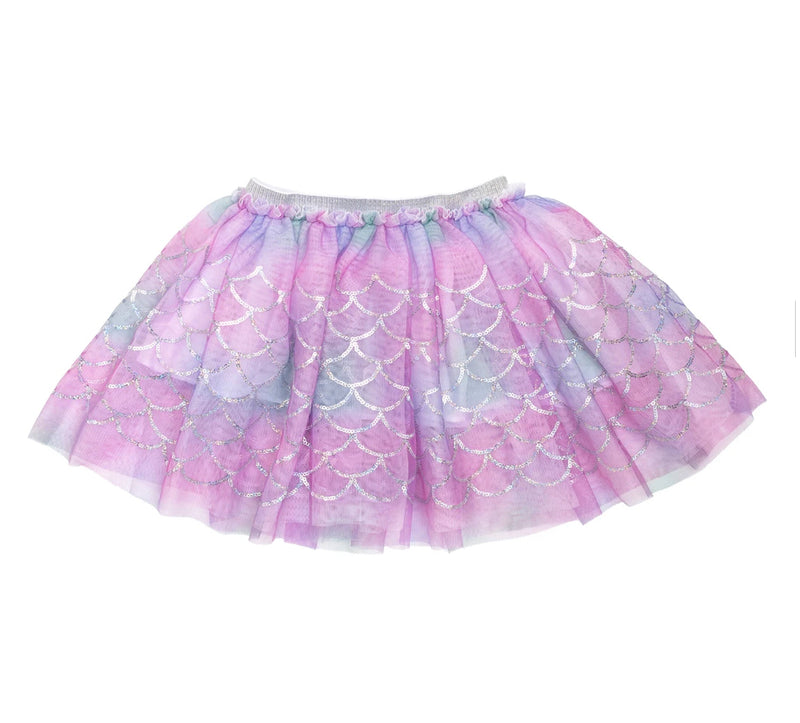 Sweet wink mermaid scale tutu