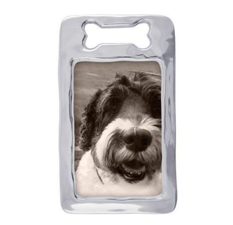 Mariposa Open Dog Bone Picture Frame