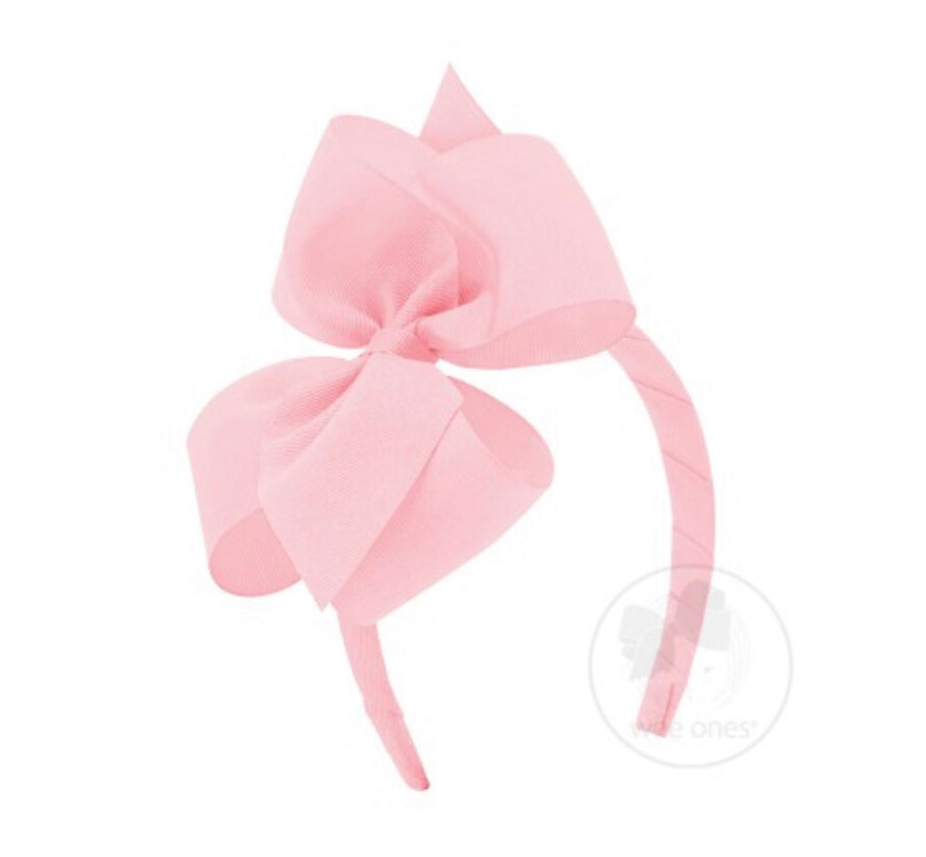 Wee Ones Grosgrain headband