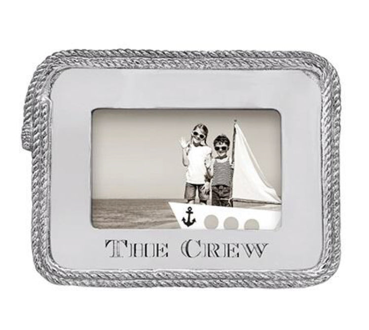Mariposa The Crew Picture Frame