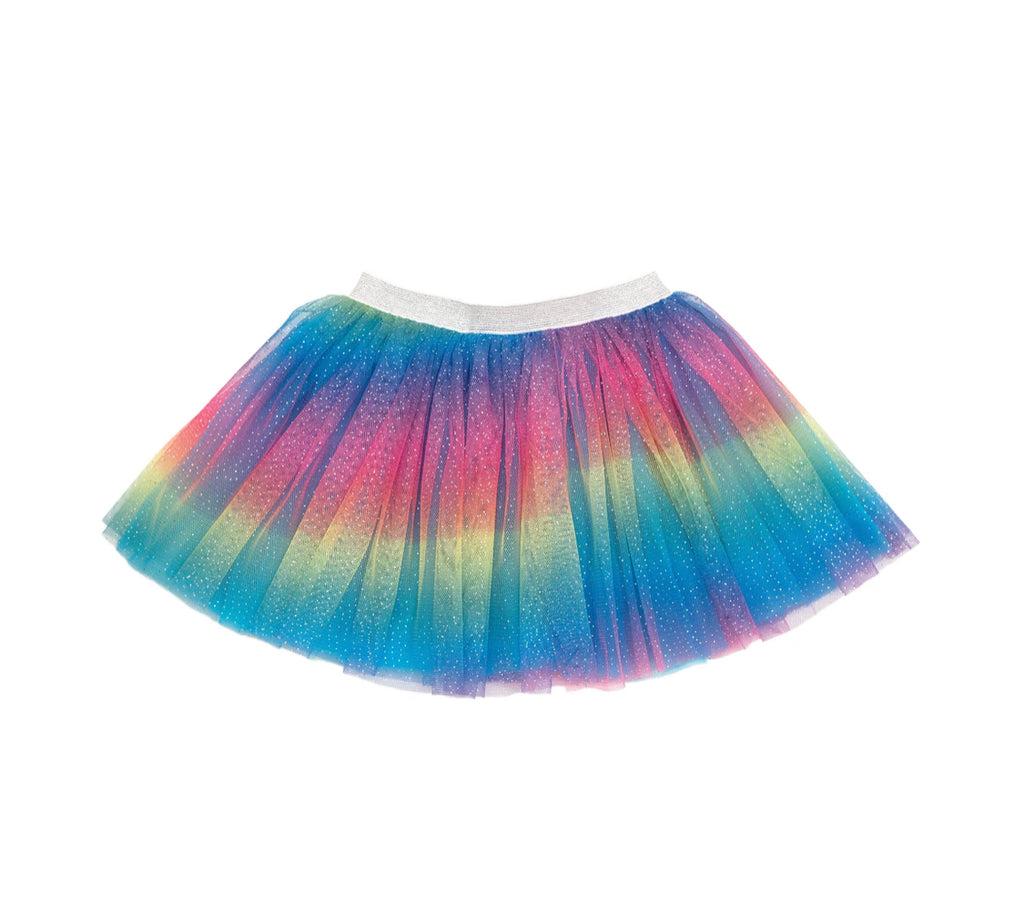 Sweet wink rainbow dust tutu.