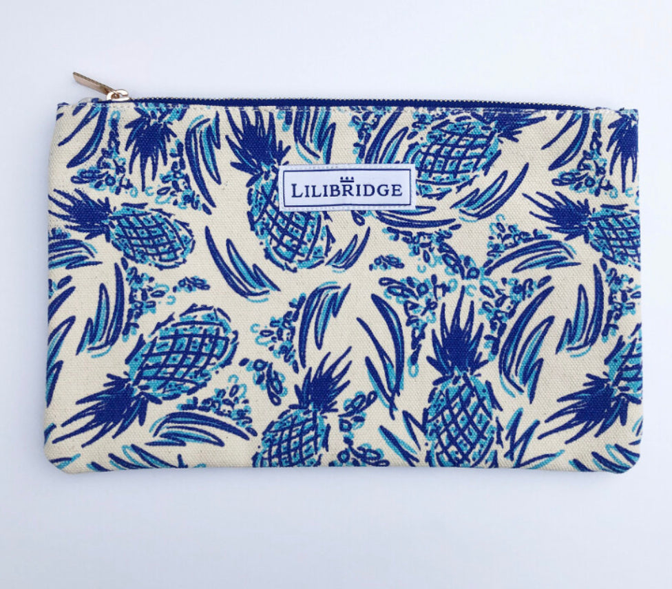 Lilibridge Pineapple Clutch