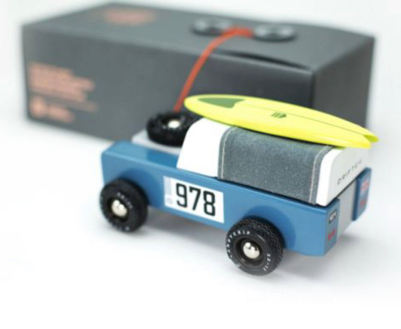 Candylab drifter toy car